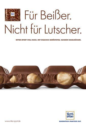 Ritter Sport Schokolade Nussklasse und Kakaoklasse, versch. Sorten, je 100g für 0,88 €, Netto