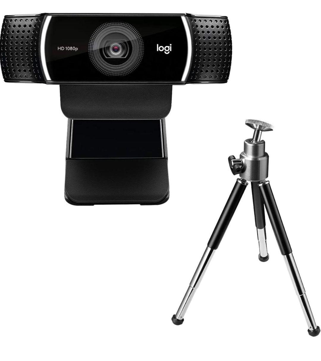 Logitech C922 Pro Webcam HD