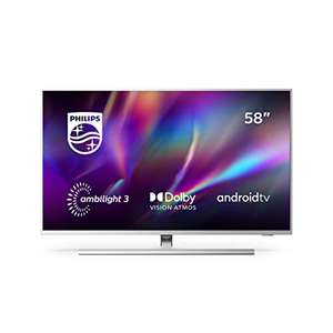 Philips TV Ambilight 58PUS8505/12 58-Zoll LED TV - THE ONE - [AMAZON PRIME]