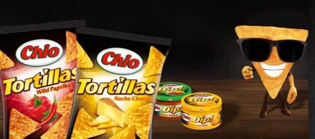 Chio Tortillas 125g, Chio Dip 200ml Glas, versch. Sorten, real ab 21.06.21