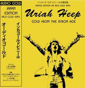 Uriah Heep - Gold From The Byron Age (Limited Vinyl LP)