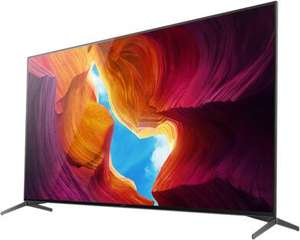 Sony KD-65XH9505 : Triluminos direct-lit FALD Display 4K m. 100 Hz - X1 Ultimate CPU - Android OS