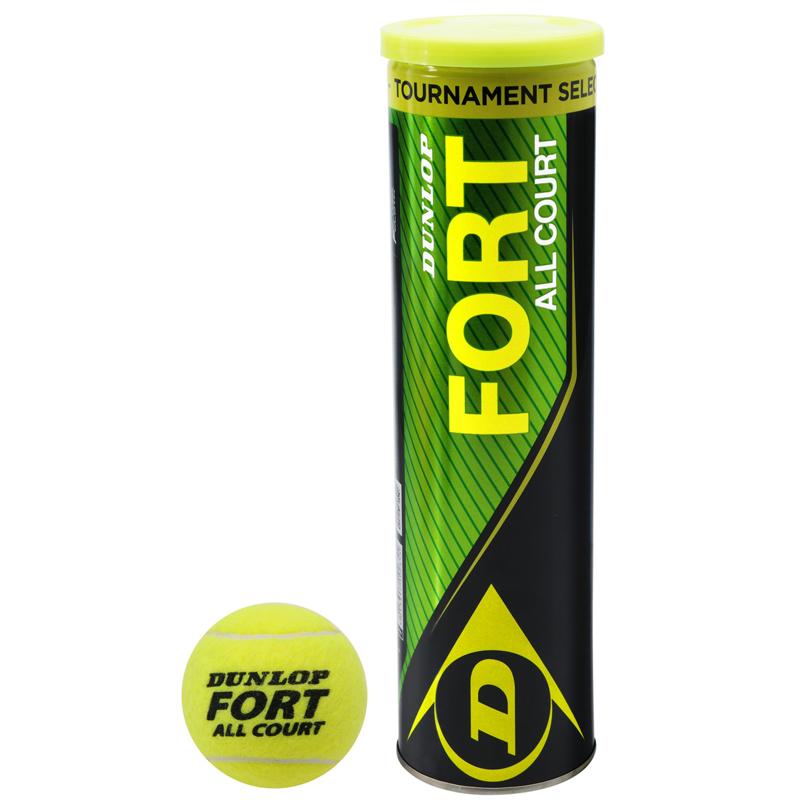 Dunlop Fort All Court Tennis Balls Tennisbälle