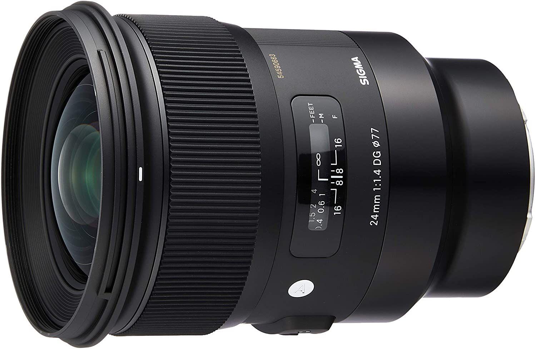 Sigma 24mm F1,4 Art Objektiv für Sony E Mount