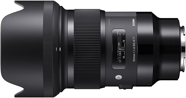 Sigma 50mm F1.4 Art Objektiv für Sony E Mount
