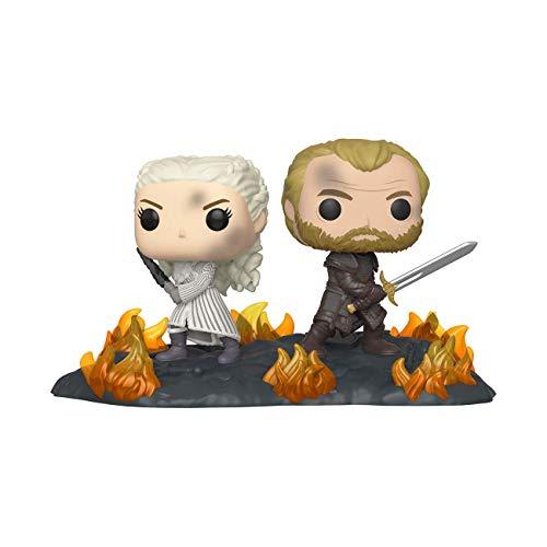 (Prime) Funko POP! Moment: Game of Thrones - Daenerys & Jorah