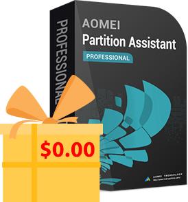 Aomei Partition Assistant Professional + AOMEI Backupper Professional (kostenlose 1-Jahres-Lizenz)