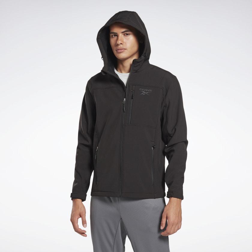 Reebok Softshell Jacke für 28€ inkl. Versand Gr. M -2XL vorhanden