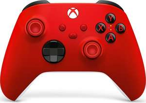 Microsoft Xbox Series X Wireless Controller pulse red