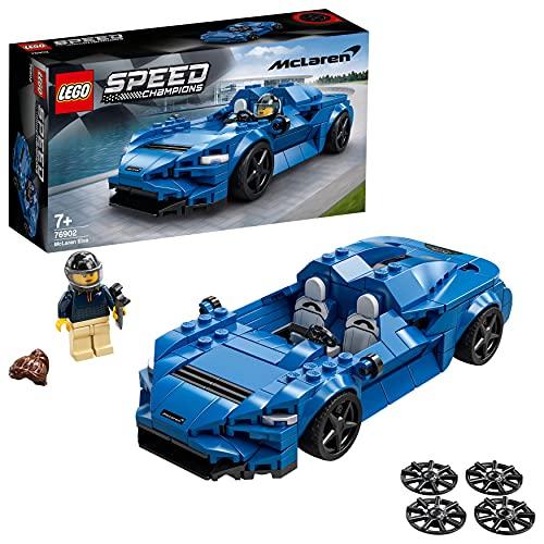 [Amazon Prime] Lego Speed Champions 76902 76901 76900 MCLaren Elva - Sammeldeal