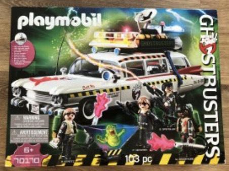 [lokal?] Globus Neustadt Wstr. Playmobil 70170 Ghostbusters Ecto 1A