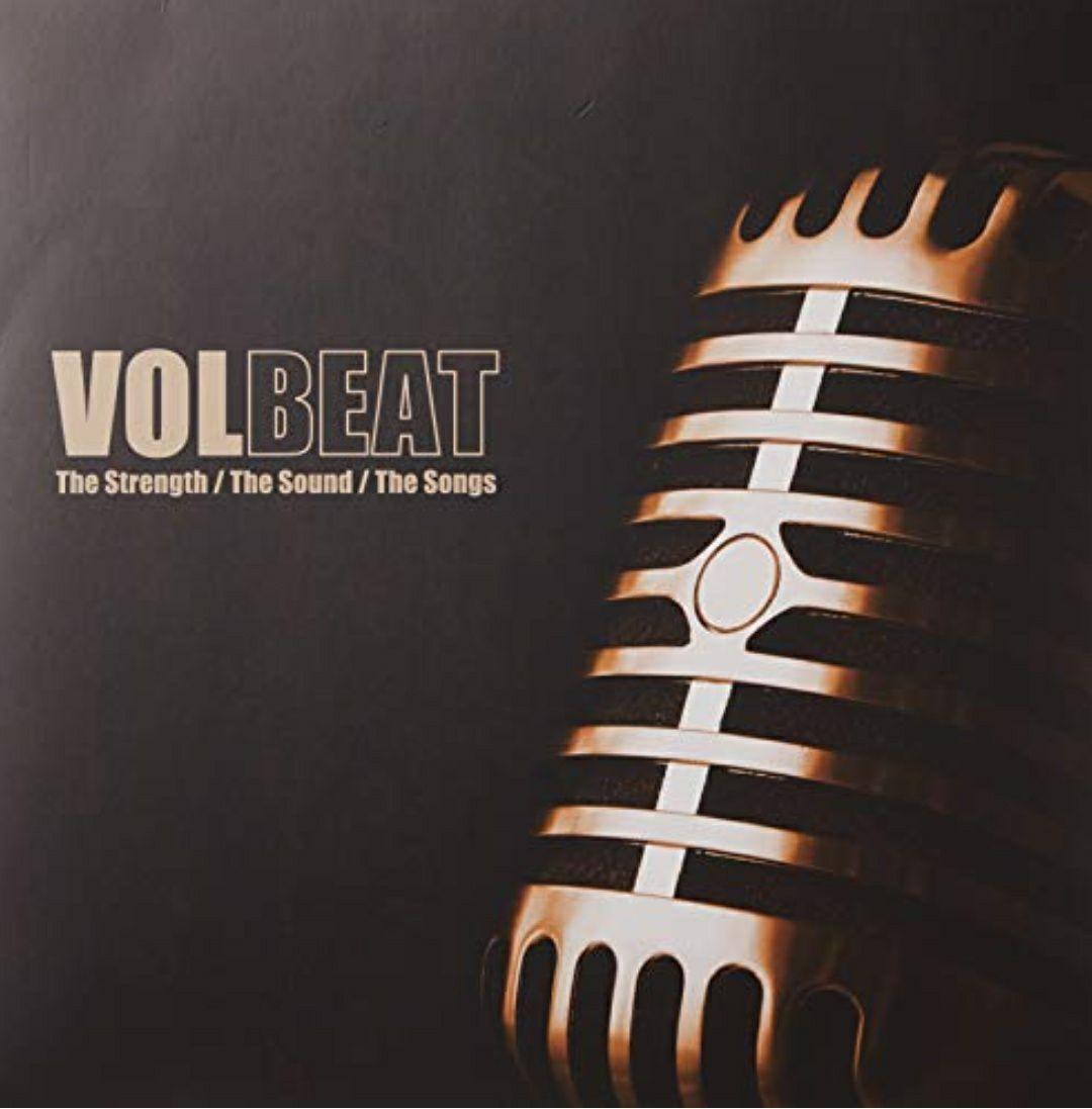 (Prime) Volbeat - The Strength/The Sound/The Songs (Ltd. Glow In Dark Vinyl LP)