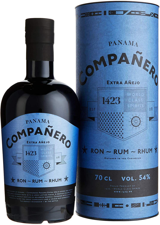 Companero Rum aus Panama - 40% Rabatt im Amazon Spar-Abo (Personalisiert)
