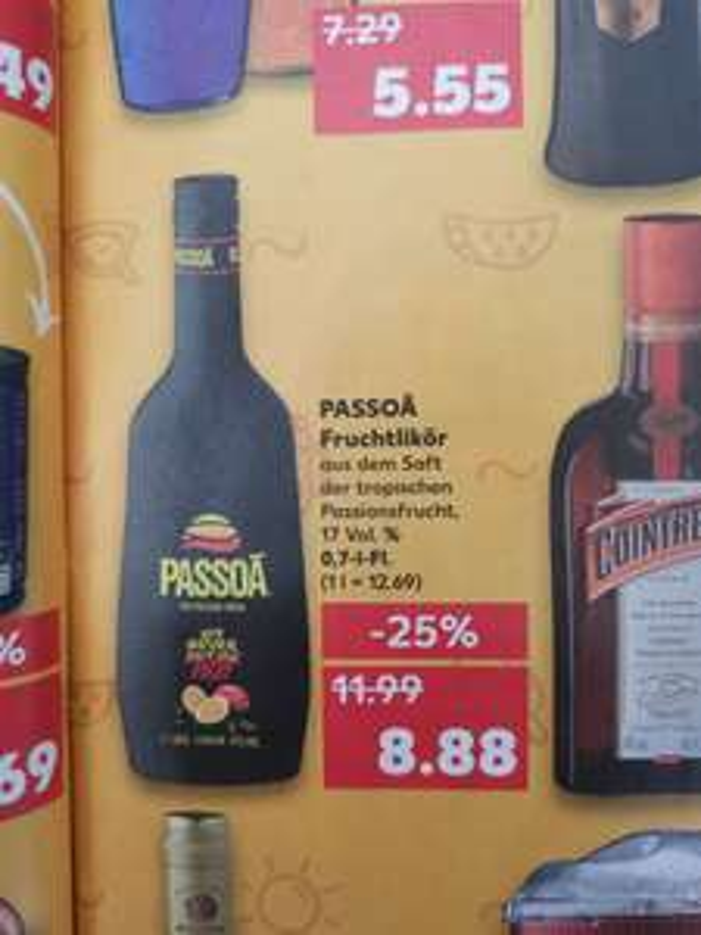 PASSOA Fruchtlikör