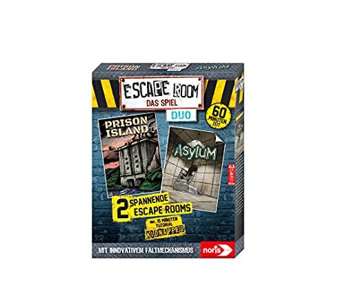 [Amazon Prime] Escape Room Duo - Noris (Brettspiel, Gesellschaftsspiel)