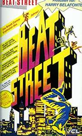 BEAT STREET für 8,99€ [Blu-ray] [Weltbild] [Harry Belafonte] [1984]
