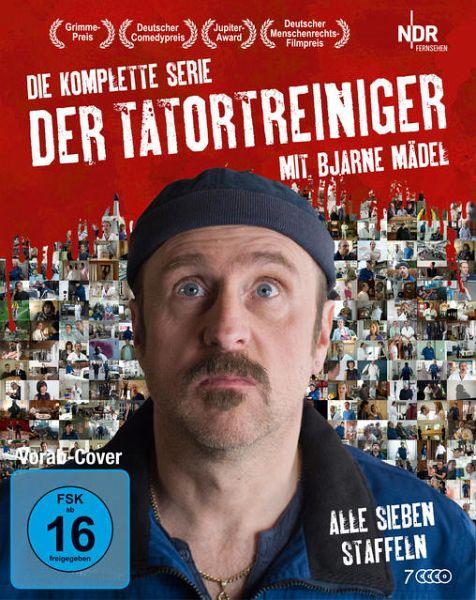 Der Tatortreiniger - Die komplette Serie (6 Blu-rays plus 1 DVD) für 29.69€ inkl. Versand + 7Fach Paybackpunkte