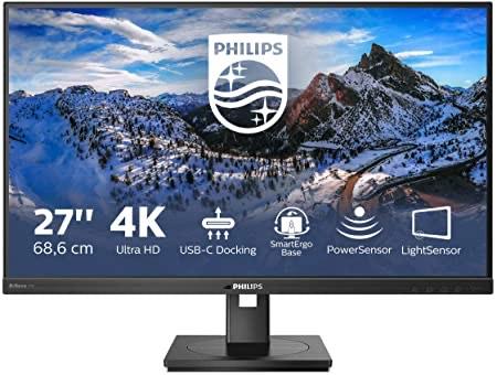 """Philips P-Line 279P1 27"""" 4K IPS Monitor mit USB-C und PD"""