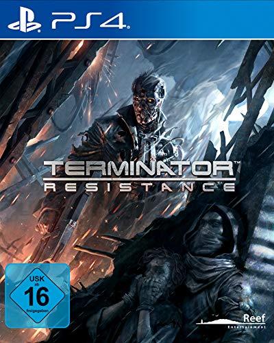 Terminator: Resistance für PS4 inkl. PS5 Upgrade   Amazon Prime