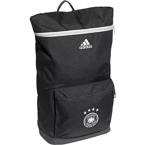 ADIDAS Rucksack DFB EM 2021 - Daypack 19 L, 1 Laptopfach mit Reißverschluss, 45 x 27 x 16 cm, Farbe Carbon [Sportscheck]