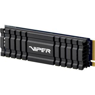 Mindstar 512GB Patriot Viper VPN100 M.2 2280 SSD PCIe 3.0 x4 NVMe Festplatte 3400 Mb/s