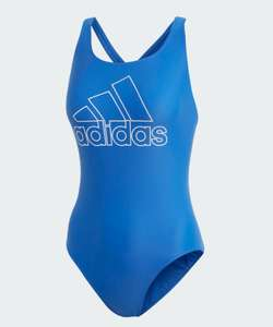 Adidas Athly logo Swimsuit Now €13.20 with code Free delivery for creators club members @ Adidas