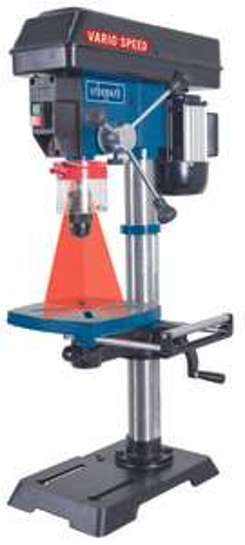 Scheppach Profi-Säulenbohrmaschine DP18 VARIO für 209,25€ [Norma24]