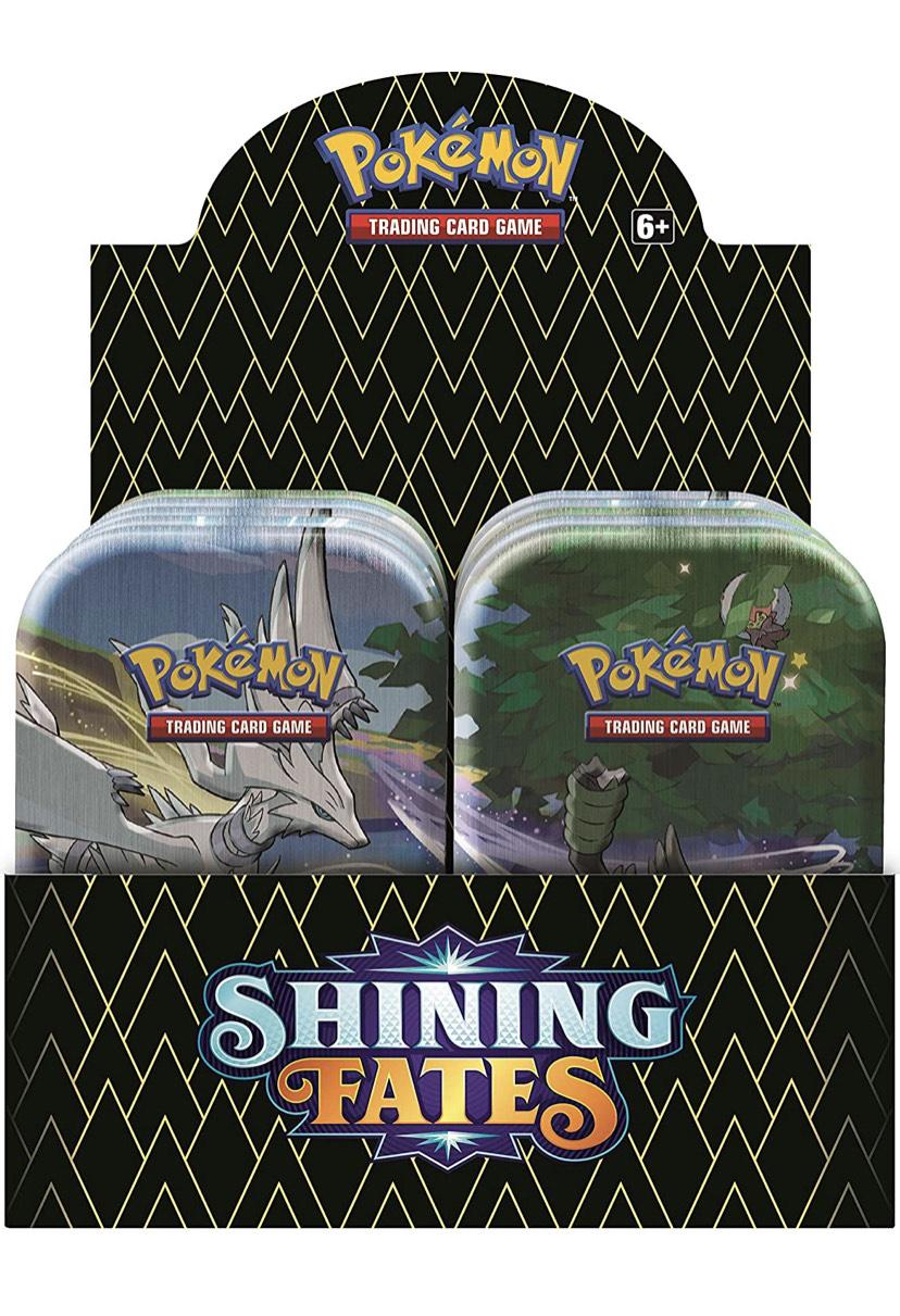 Shining Fates Mini Tin (Amazon Prime)