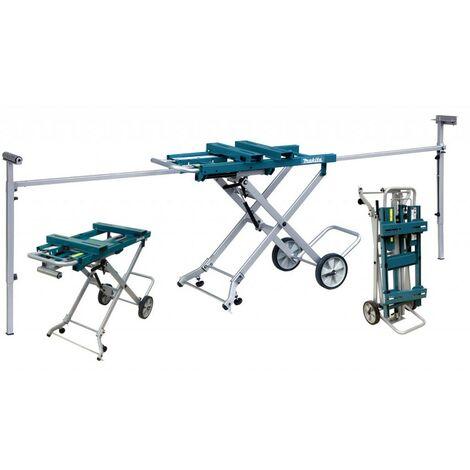 Makita Untergestell mit Auflagen für Kapp- und Gehrungssägen (550-800 mm) DEAWST05