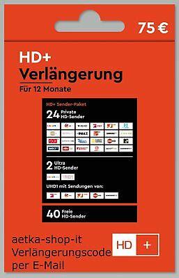 HD+ Plus Verlängerung 12 Monate mit eBay Gutschein POWERBAY8
