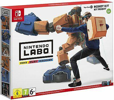 Nintendo Labo Toy-Con 02 Robo Kit [Switch]
