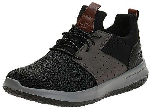 Skechers Herren Delson-Camben Sneaker 40-48,5 Amazon(außer 42+42,5+45,5)