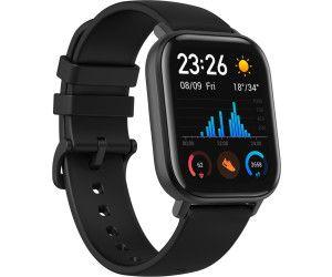 [cyberport] Amazfit GTS Smartwatch Aluminium-Gehäuse, schwarz Amoled-Display