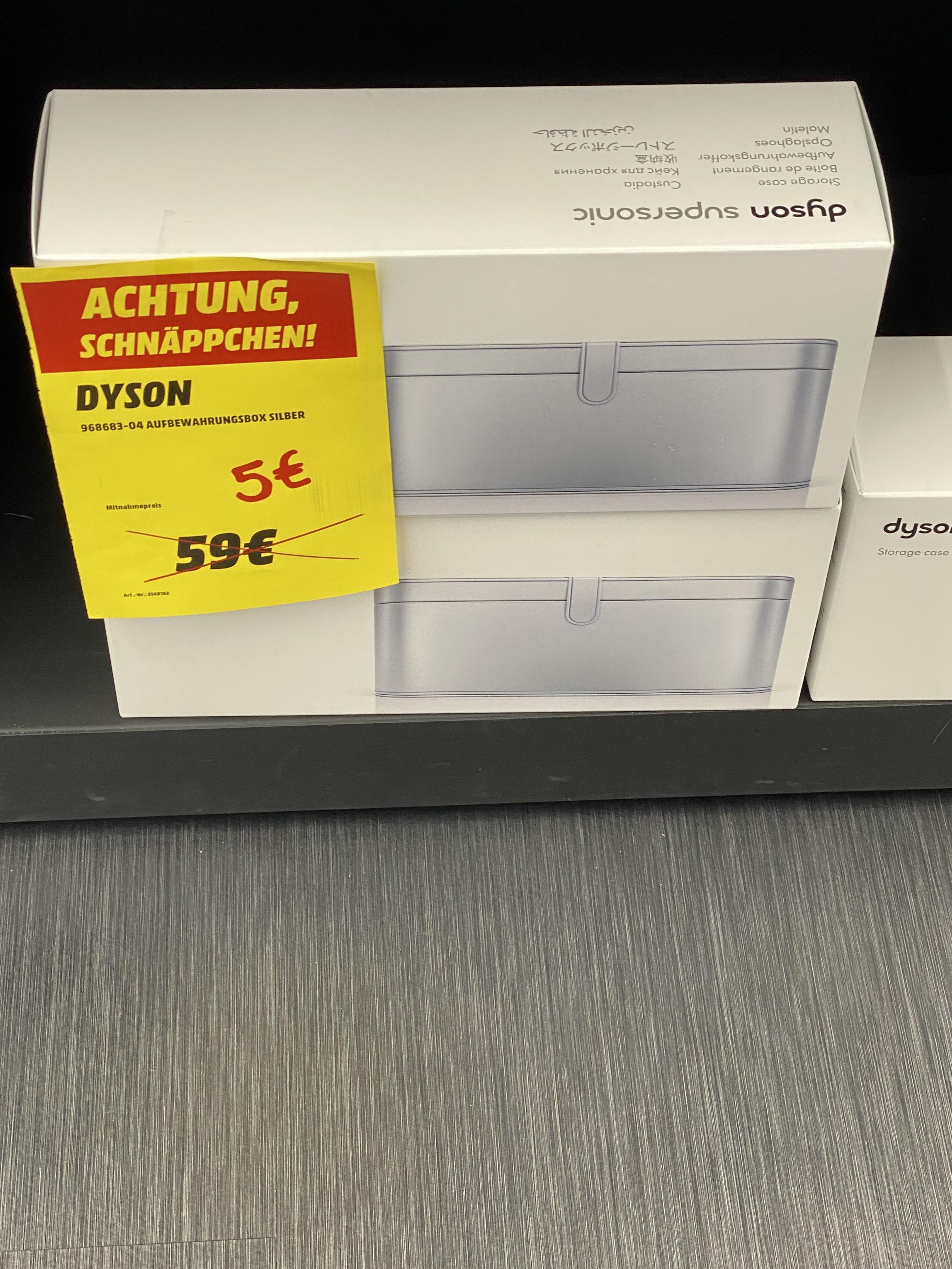 Dyson Supersonic Aufbewahrungsbox (Lokal MM Schweinfurt)