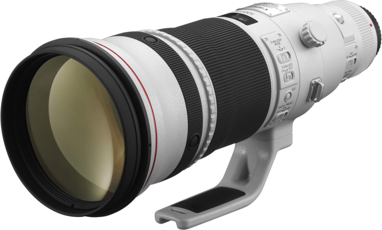 Canon EF 500mm F4 L IS II USM Objektiv
