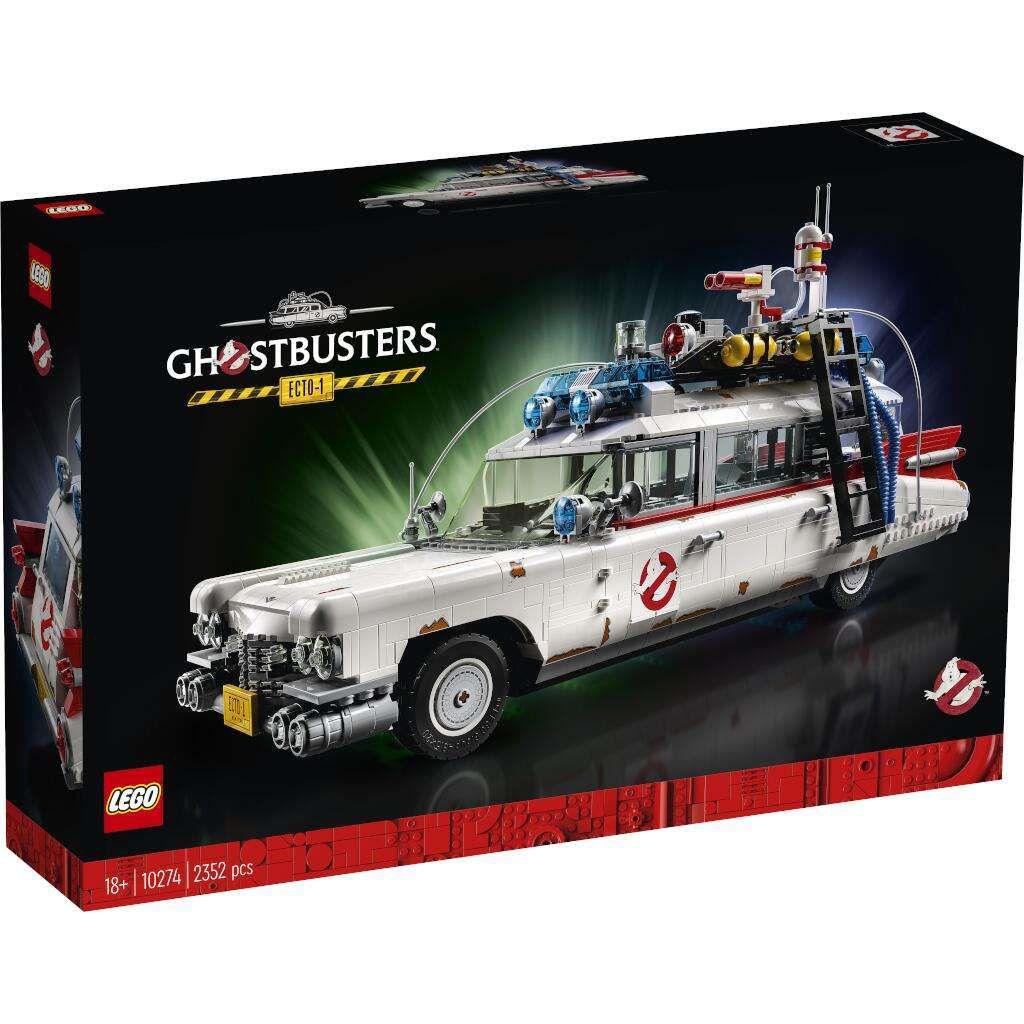 myToys - Lego Creator Expert 10274 Ghostbusters Ecto-1