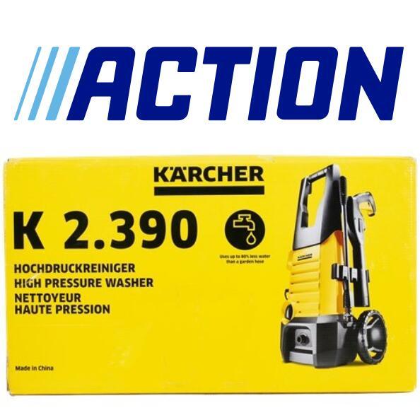 Kärcher K2 Hochdruckreiniger 1400 Watt