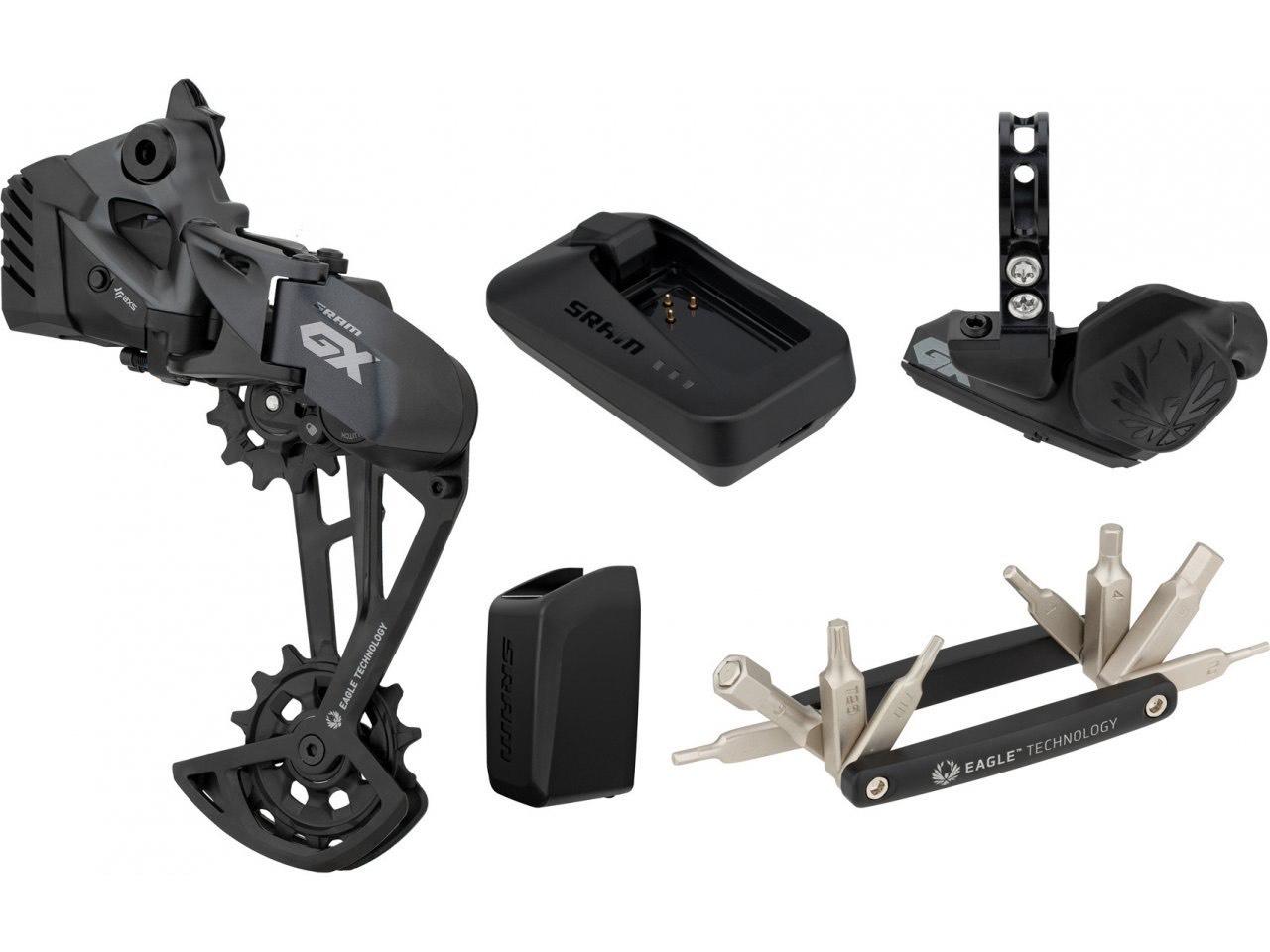 SRAM GX Eagle AXS 1x12-fach Upgrade-Kit
