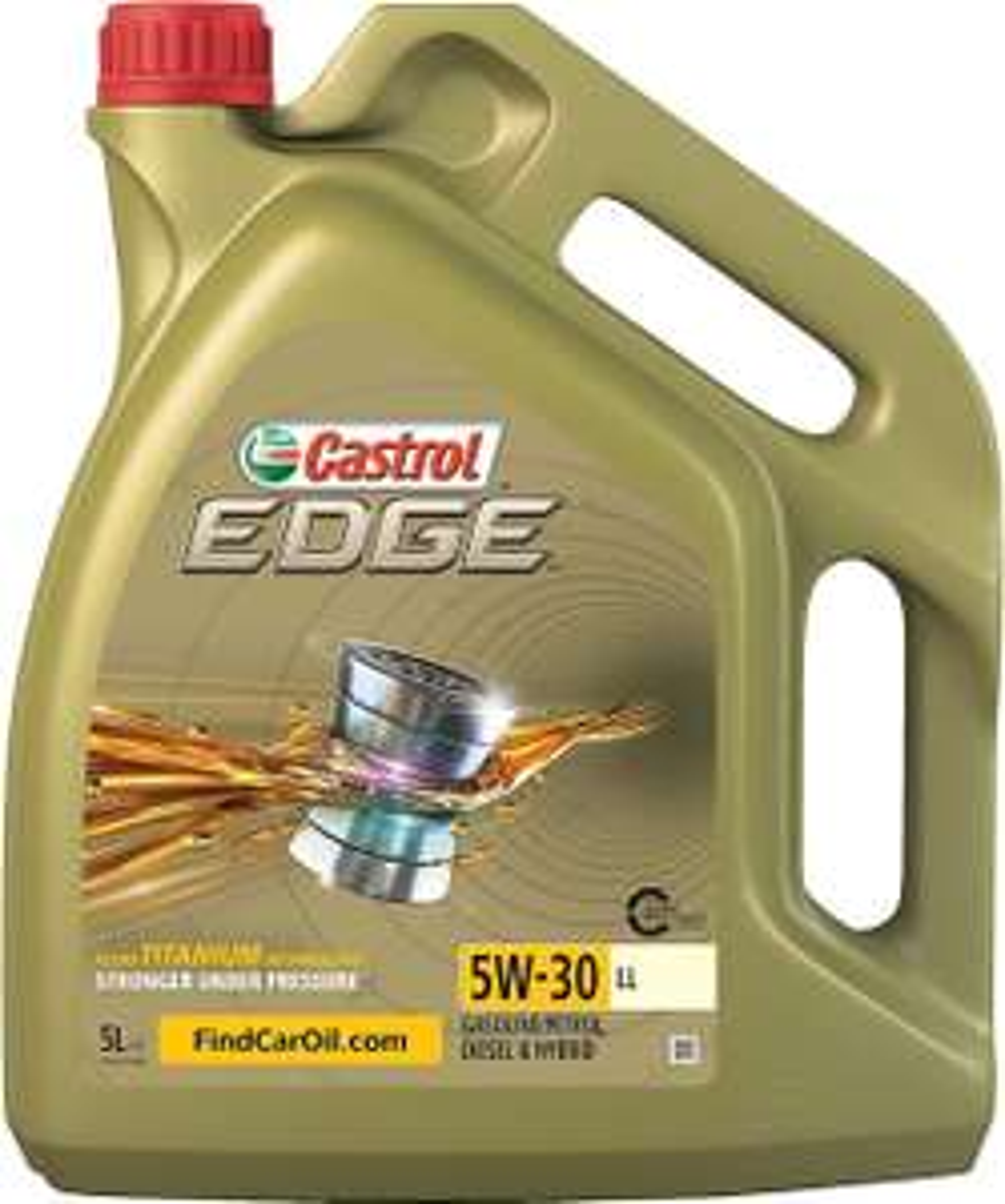 Castrol Edge 5W30 5L LongLife [Amazon Prime]