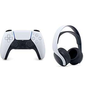(Prime Day) Sony DualSense Wireless-Controller [PlayStation 5] + Sony PULSE 3D-Wireless Headset + weitere Sets