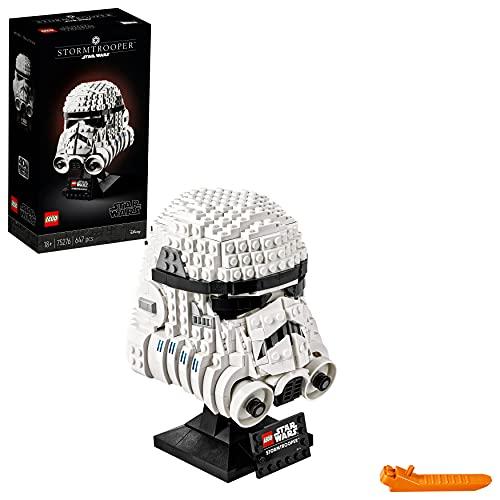 [Prime Day Amazon]Lego 75276 Star Wars Stormtrooper Helm