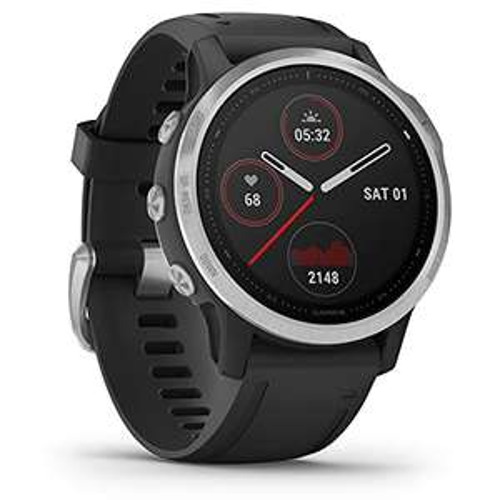 Garmin fenix 6S - schlanke GPS-Multisport-Smartwatch