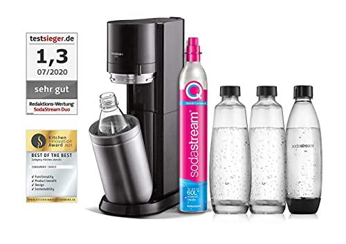 Prime Day - Sodastream Duo 2 x Glasflasche 2 x PET-Flasche