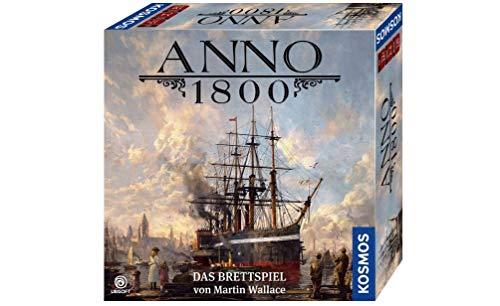 (Amazon Prime Day) Anno 1800 - Brettspiel