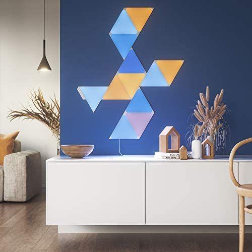 Nanoleaf Sets Triangles, Hexagons oder Canvas [Amazon Prime Day]