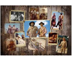 Bud Spencer und Terence Hill Puzzle Amazon UK