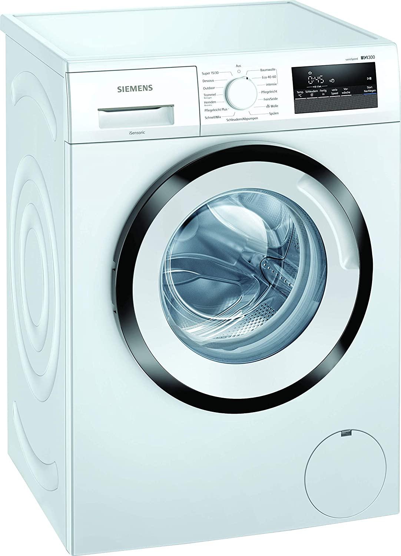 (Prime) Siemens WM14N122 iQ300 Waschmaschine 7kg / D / 1400 U/min inkl. Liefer.