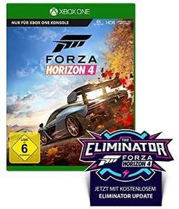 """Forza Horizon 4 – Standard Edition - [Xbox One]   inkl. """"The Eliminator"""" Update [Prime]"""