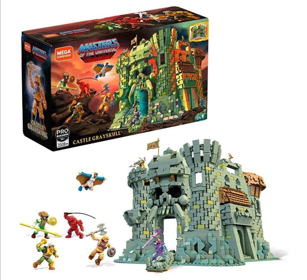 Mega Construx GGJ67 - Masters of the Universe Castle Grayskull