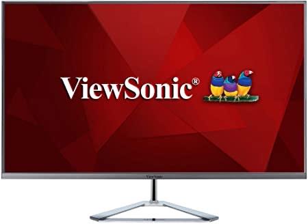 Viewsonic 32 Zoll Monitor (WQHD, IPS-Panel, 75hz)